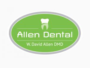 Allen Dental Logo
